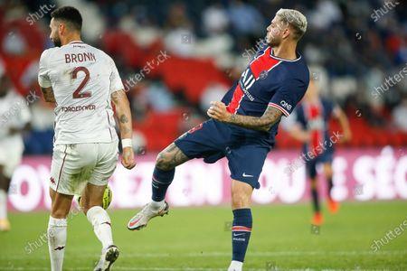 Editorial picture of Paris Saint-Germain v Metz, Ligue 1 football match, Paris, France - 16 Sep 2020
