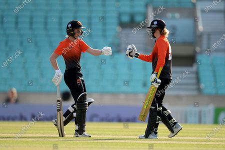 Editorial picture of South East Stars v Southern Vipers, Rachael Heyhoe Flint Trophy, Cricket, The Kia Oval, London, UK - 19 Sep 2020