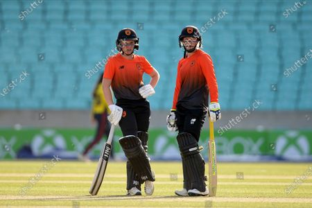 Editorial image of South East Stars v Southern Vipers, Rachael Heyhoe Flint Trophy, Cricket, The Kia Oval, London, UK - 19 Sep 2020