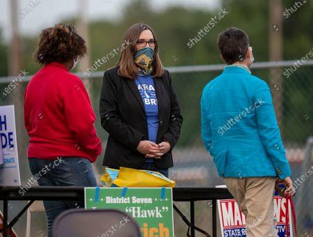 Editorial photo of Sarah McBride, Claymont, United States - 15 Sep 2020