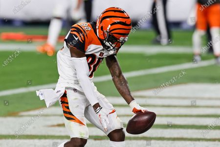 Editorial picture of Bengals Browns Football, Cleveland, United States - 17 Sep 2020