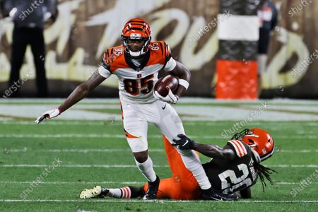 Editorial image of Bengals Browns Football, Cleveland, United States - 17 Sep 2020
