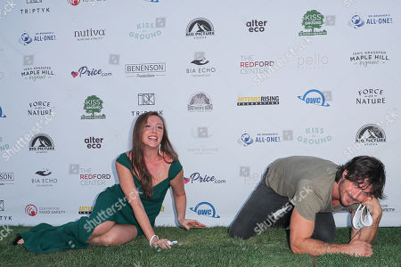 Editorial picture of 'Kiss The Ground' drive-in film premiere, Los Angeles, USA - 17 Sep 2020