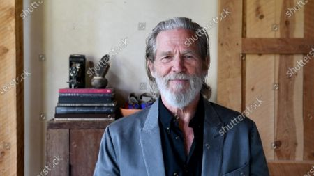 Stock Photo of Jeff Bridges presents the Emmy for Outstanding Original Music And Lyrics during the fourth night of the 2020 Creative Arts Emmy Awards, streamed live on Emmys.com on