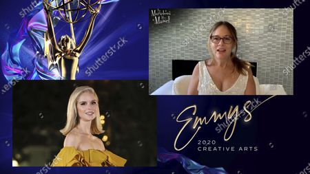 Editorial photo of 2020 Creative Arts Emmys Scripted Night Two, Los Angeles, United States - 17 Sep 2020