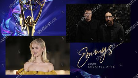 Editorial picture of 2020 Creative Arts Emmys Scripted Night Two, Los Angeles, United States - 17 Sep 2020