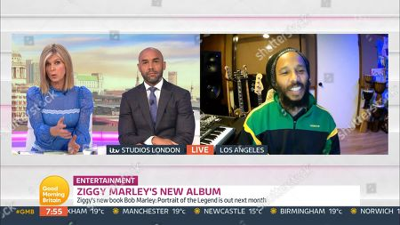 Editorial image of 'Good Morning Britain' TV Show, London, UK - 18 Sep 2020