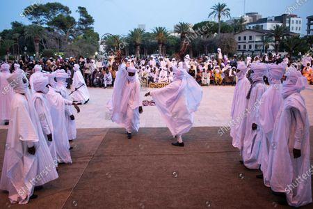 Editorial picture of Libya Tripoli Tabu Festival - 17 Sep 2020