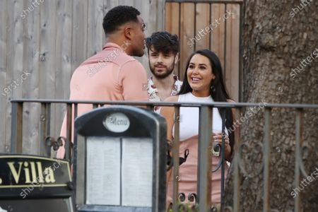 Exclusive - Nathan Massey, Marnie Simpson and Casey Johnson