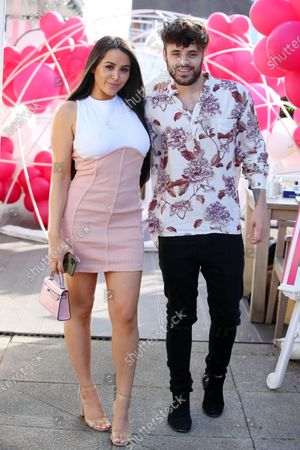 Exclusive - Marnie Simpson and Casey Johnson