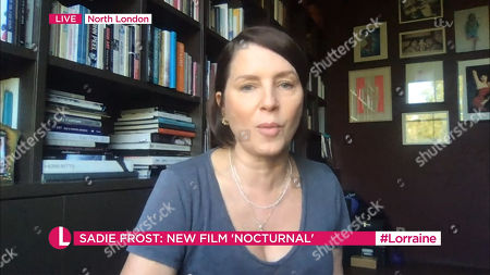 Stock Picture of Sadie Frost