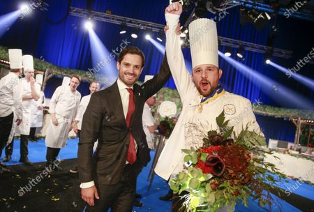 Chef of the Year, Stockholm