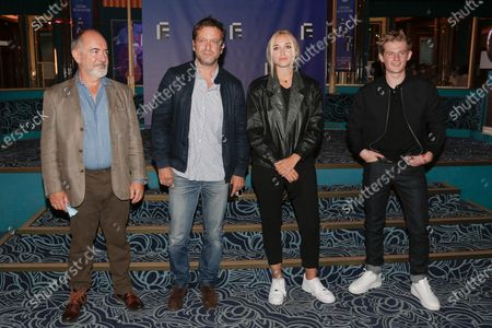 Editorial image of 'Infidele' TV show Season 2 photocall, Festival de la Fiction TV, Folies Bergere, Paris, France - 17 Sep 2020