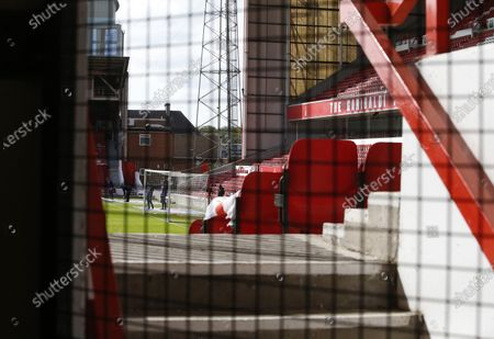 Editorial photo of Nottingham Forest v Cardiff City, EFL Sky Bet Championship, Football, The City Ground, Nottingham, UK - 19 Sep 2020