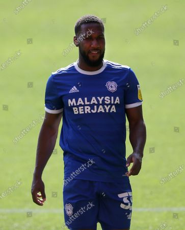 Cardiff City's Junior Hoilett