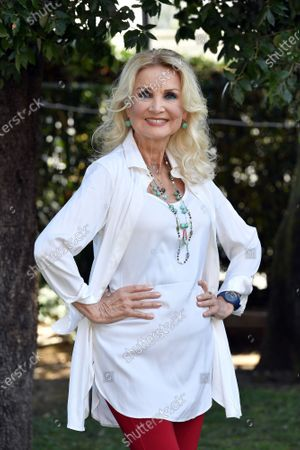 Stock Photo of Barbara Bouchet