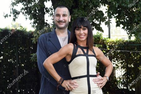 Editorial picture of 'Dancing with the stars' TV show photocall, Rome, Italy - 17 Sep 2020