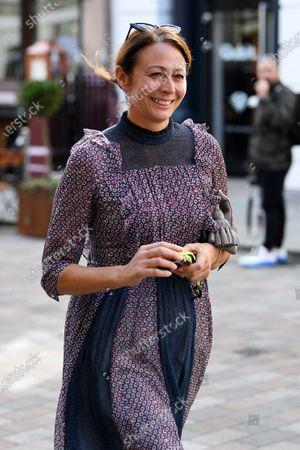 Stock Photo of Caroline Rush