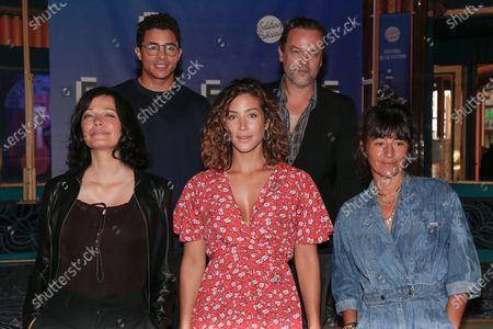 Marianne Denicourt, Samy Seghir, Manon Azem, Patrick Mille, Romane Bohringer