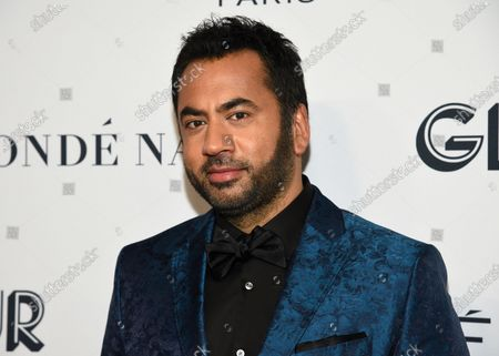 """Kal Penn attends the Glamour Women of the Year Awards in New York on . Penn is hoping to reach Millennial and Gen Z voters with a new half-hour TV show on Freeform, """"Kal Penn Approves This Message,"""" premiering Tuesday, Sept, 22"""