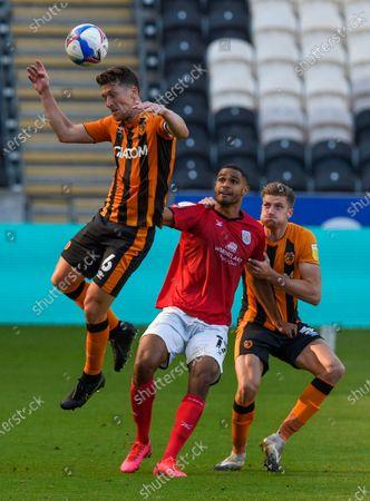 Editorial picture of Hull City v Crewe Alexandra, EFL Sky Bet League One, Football, KCOM Stadium, Hull, UK - 19 Sep 2020