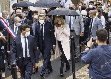 Wife Of Emmanuel Macron Arkistokuvat Toimitukselliset Kuvat Ja Arkistovalokuvat Shutterstock