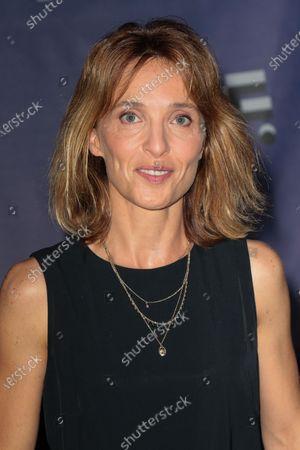 Alix Poisson - 'Women in medias' Photocall at the 'Festival de la Fiction TV 2020' held at the 'Folies Bergere' in Paris