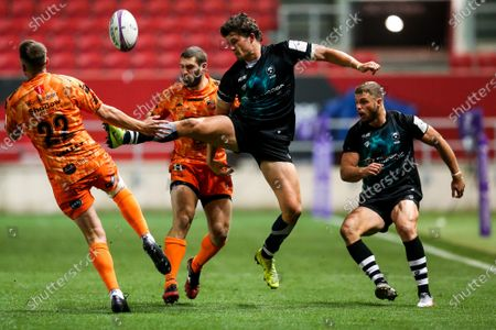 Editorial picture of Bristol Bears v Dragons Challenge Cup, UK - 18 Sep 2020