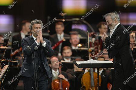 Editorial image of Vienna Philharmonic Summer Night Concert, Austria - 18 Sep 2020
