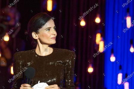 Elena Anaya attended Opening Ceremony during 68th San Sebastian International Film Festival at Kursaal Palace