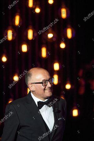 Editorial picture of San Sebastian International Film Festival, Opening Ceremony, Spain - 18 Sep 2020