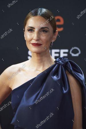 Stock Photo of Monica de Tomas