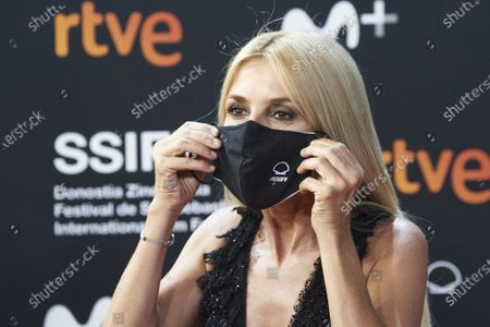 Editorial picture of San Sebastian International Film Festival, Opening Red Carpet, Spain - 18 Sep 2020