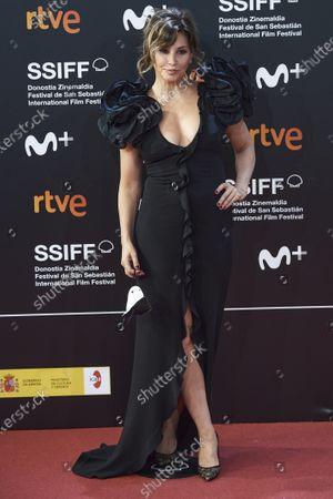 Editorial photo of San Sebastian International Film Festival, Opening Red Carpet, Spain - 18 Sep 2020