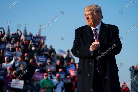 Donald Trump campaign rally, Bemidji
