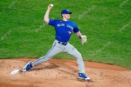 Editorial image of Blue Jays Phillies Baseball, Philadelphia, United States - 18 Sep 2020