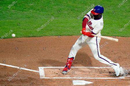 Editorial picture of Blue Jays Phillies Baseball, Philadelphia, United States - 18 Sep 2020