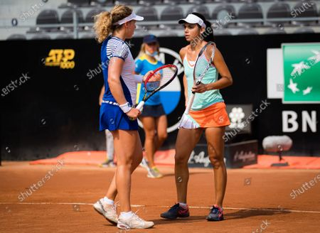 Editorial picture of 2020 Italian Open, Rome, Italy - 19 Sep 2020