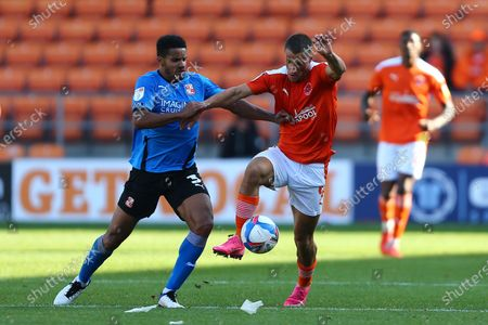 Editorial picture of Blackpool v Swindon Town, EFL Sky Bet League One, Football, Bloomfield Road, Blackpool, UK - 19 Sep 2020