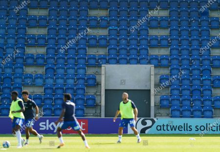 Editorial image of Colchester United v Bolton Wanderers, EFL Sky Bet League Two, Football, JobServe Community Stadium, Colchester, UK - 19 Sep 2020