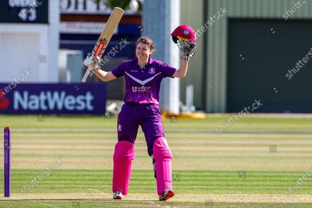 Editorial image of Loughborough Lightning v Central Sparks, Rachael Heyhoe Flint Trophy - 19 Sep 2020