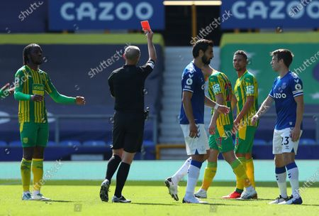 Editorial image of Everton vs West Bromwich Albion, Liverpool, United Kingdom - 19 Sep 2020