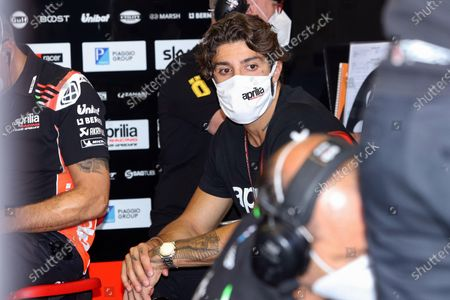 Editorial picture of Motorcycling Grand Prix of San Marino, Rimini, Italy - 19 Sep 2020