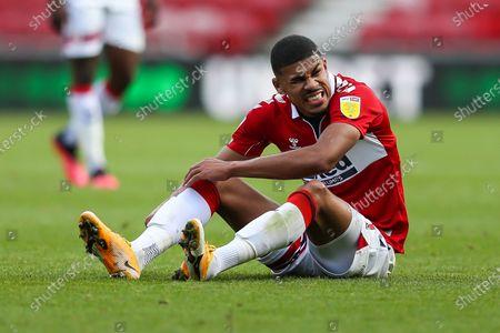 Editorial photo of Middlesbrough v Bournemouth, EFL Sky Bet Championship - 19 Sep 2020