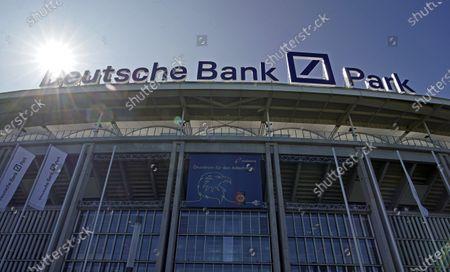 Editorial image of Eintracht Frankfurt vs Arminia Bielefeld, Germany - 19 Sep 2020