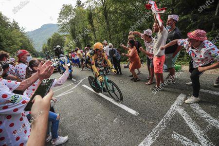 Editorial photo of Tour de France 2020 - 20th stage, La Planche Des Belles Filles - 19 Sep 2020
