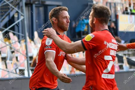 Editorial image of Luton Town v Derby County, EFL Sky Bet Championship - 19 Sep 2020