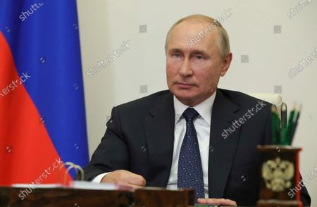 Editorial picture of Russia Putin, Moscow, Russian Federation - 19 Sep 2020