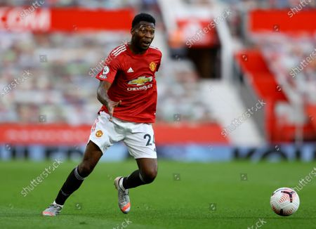 Editorial picture of Soccer Premier League, Manchester, United Kingdom - 19 Sep 2020