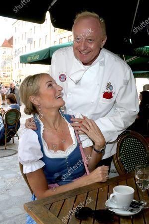 Monika Gruber / mühsamer Anstich + Alfons Schuhbeck bürgerlich Alfons Karg